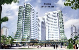 Căn hộ giá rẻ Green Building giá 510tr/ căn