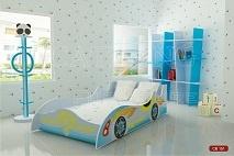 Bán giường gỗ làm bằng chất liệu MDF nhập khẩu 100% Malaysia.