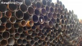 Thép ống đường kính 60, 73, 90, 114, 140, 219 dày từ 5mm _ 9mm