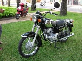 Honda Benly CD125T dated 2001/ 2002 long lanh, giá 62. 5 triệu