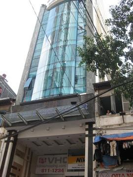 Văn phòng cho thuê quận 1-tòa nhà Vn Business Center giá 23 USD/ m2 dt 120m2