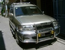 Tp. Đà Nẵng: Bán xe Toyota Zace màu ghi bạc, sản xuất 12/ 2002 xe gia đình đầy đủ nội thất CL1114288P11