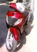 Tp. Hồ Chí Minh: SHi 3/ 12/ 2008, đỏ đô, ngay chủ, mới 90%, chạy 8000km, biển số 2458, giá 113 triệu CL1109869
