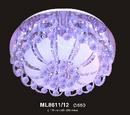 Tp. Hồ Chí Minh: cần mua đèn mâm led, đèn trang trí phòng khách, đèn mâm led, đại lý đèn mâm led CL1126404P7