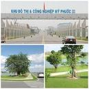 Bình Dương: Tập đoàn Becamex công bố dự án đất nền khu đô thị Mỹ Phước, Tp Bình Dương. LH 09 CL1114442P9