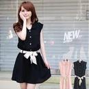 Tp. Hồ Chí Minh: Váy Đầm, Áo Đầm Bo Lai Bản To, Cổ Yếm Cực Đẹp Hiệu S. O Giá Siêu Rẻ 95k CL1110530