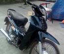 Tp. Hồ Chí Minh: honda wave Alpha đời 2002, màu xanh lốc máy đen CL1109831