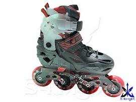 Giày trượt patin trẻ em 1 hàng 4 bánh dọc