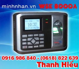 máy chấm công Wise Eye WSE-8000A, giá tốt nhất