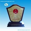 Tp. Hồ Chí Minh: Sản xuất biểu trưng gỗ, đồng, pha lê Cty quà tặng Trí Việt CL1128117P4