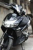 Tp. Hồ Chí Minh: Đang cần bán xe Airblade VN 2009, xanh đen ,bstp, xe đẹp zin CL1184994P11