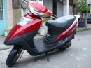 Tp. Hồ Chí Minh: Bán xe Attila victoria 2008, màu đỏ, chân bấm thắng đĩa, bstp mới 98% CL1109816