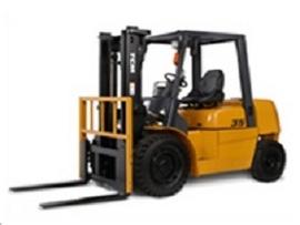 Bán xe nâng động cơDiesel TCM FD35 3. 5 tấn