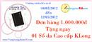 Tp. Hà Nội: Tặng sổ da cao cấp Klong từ Văn phòng phẩm Minh Anh với đơn hàng 1. 000. 000 CL1118003P1