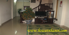Beautiful house in Au Co str, West Lake for rent