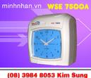 Tp. Hồ Chí Minh: máy chấm công thẻ giấy wse 7500A giá tốt nhất hiện nay-lh ms sung 0916986800 CL1120954P10