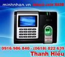 Tp. Hồ Chí Minh: máy chấm công vân tay Ronald Jack X628 CL1115798