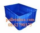 Tp. Hồ Chí Minh: Bán thùng nhựa công nghiệp: thùng nhực đặc, thùng đan lưới CL1115883