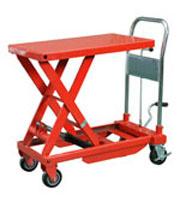 Bán Xe đẩy mặt bàn 150 - 1000 kg. Model XTB, XTH