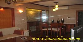 3 bedrooms house in To Ngoc Van str, West Lake for rent