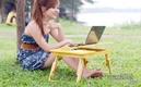 Tp. Hà Nội: Bàn Laptop đa năng gỗ MLucky: kiểu dáng độc đáo giá cực rẻ CL1140397
