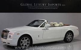 Rolls-Royce Phantom Drophead Coupe 2012