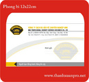 Tp. Hà Nội: Túi hồ sơ cán bộ, phong bì thư, tiêu đề, giấy đẹp, in nét, giá gốc CL1117219
