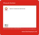 Tp. Hà Nội: đặt làm phong bì thì in ở công ty nào tốt, giá rẻ ở Hà nội CL1117219