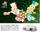 """Tp. Hồ Chí Minh: Khuyến mãi mùa EURO 2012_Mua máy chiếu tặng màn chiếu 100"""" CL1122294"""
