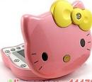 Tp. Hồ Chí Minh: Điện Thoại Hello Kitty Xinh Xắn Dành Cho Teen Cute CL1109917