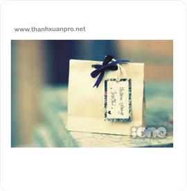 In túi giấy dành cho các shop vừa rẻ, đẹp lại vừa nhanh ở Hà Nội