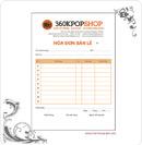 Tp. Hà Nội: In hoá đơn bán lẻ, quyển phiếu thu chi rẻ, đẹp, nhanh ở Hà Nội. CL1118168