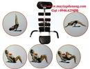 Tp. Hà Nội: Máy tập Cơ bụng Black Power , máy tập bụng , máy tập thể dục CL1166215P15