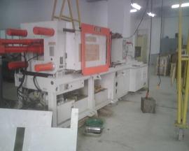 Bán máy ép nhựa Nhật cũ Kagaguichi 180 tấn