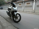Tp. Hồ Chí Minh: Cần bán Exciter 135c RC đời 2010, màu trắng đen CL1184994P11
