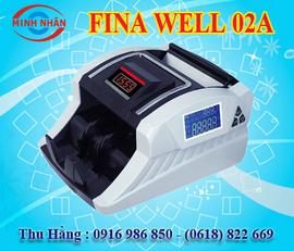 máy đếm tiền Finawell FW-02A. công nghệ mới+giá phải chăng