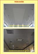 Tp. Hà Nội: Ốp trần phòng khách, Trần nhà tắm bằng Trần nhôm chịu nước, Trần nhôm khán khuẩn CL1127432P6
