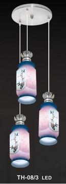 Bạc Liêu: đèn thả trang trí, đèn thả pha lê, đèn thả giá rẻ, đèn thả giá gốc, đại lý đèn thả CL1126404P3