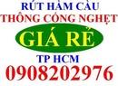 Tp. Hồ Chí Minh: thông cầu cống nghẹt 0908 202 976 CL1122620