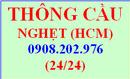 Tp. Hồ Chí Minh: thông cầu cống nghẹt 0908 202 976 hcm CL1122620