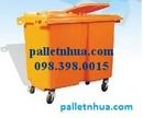 Tp. Hồ Chí Minh: Thùng rác HDPE composit - PE, thùng rác môi trường 55 lít, 660 lít, nhựa compos CL1119766