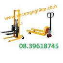 Tp. Hồ Chí Minh: Xe nâng tay pallet điện , xe nâng phuy, xe nâng điện bán tự động. CL1119766