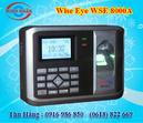 Đồng Nai: máy chấm công kiểm soát cửa wise eye 8000A. giá khuyến mãi tặng kèm áo mưa CL1121945