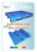 Tp. Hồ Chí Minh: Pallet nhựa kê hàng hóa, có pallet nhựa thanh lý CL1122798P9
