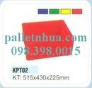 Tp. Hồ Chí Minh: Pallet nhựa công nghiệp; thùng đan lưới , sóng cá, sóng nhựa CL1122798P9