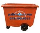 Tp. Hồ Chí Minh: Thùng rác công cộng , thùng nhựa công nghiệp, pallet nhựa CL1122798P9