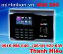 Tp. Hồ Chí Minh: máy chấm công Wise Eye WSE-330 phần mềm quản lý chuyên nghiệp CL1122056