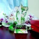 Tp. Hà Nội: sản xuất chặn giấy pha lê, pha lê quà tặng. cúp pha lê, biểu trưng pha lê CL1123750P3