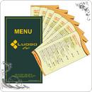 Tp. Hà Nội: Quyển menu bìa da, in và bán sẵn đẹp, giá rẻ ở Hà nội CL1114478