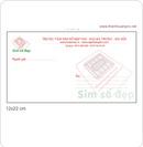 Tp. Hà Nội: Phong bi thư, phong bì công ty, phong bì trắng .. . CL1121928